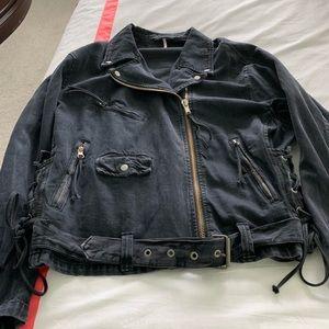 Free People Ladies Denim jacket